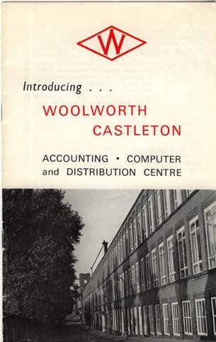 Recruitment booklet for the opening of the Central Accounting Office in Castleton, Rochdale, Lancashire. The booklet was published in 1965. Click to download a copy of the full brochure in Adobe PDF format.